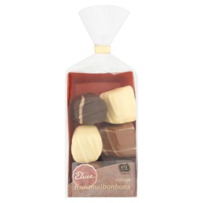 Elvee Chocolade Elvee Karamel roombonbons