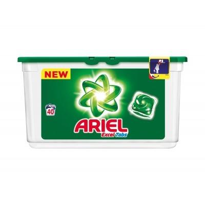 Ariel Excel tabs regular wascapsules 40 wasbeurten