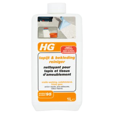 HG Tapijt- en bekledingreiniger