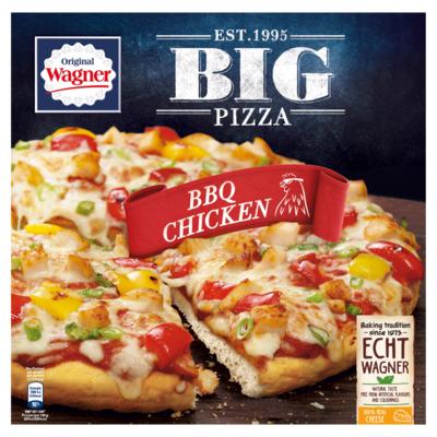 Wagner Big Pizza BBQ Chicken 420 g