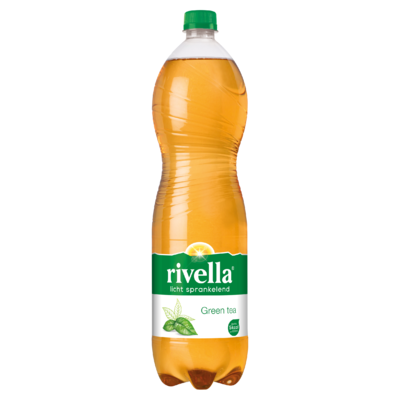 Rivella Green Tea Fles 1,5 Liter