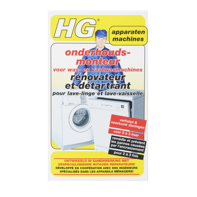 HG Onderhoudsmonteur wasmachine