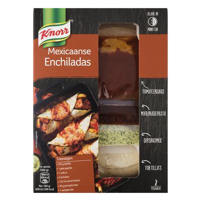 Knorr Wereldspecials enchilada's