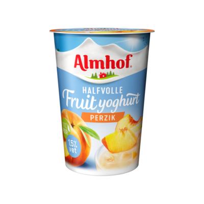 Almhof Halfvolle Fruityoghurt Perzik