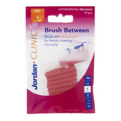 Jordan Clinic brush between size s