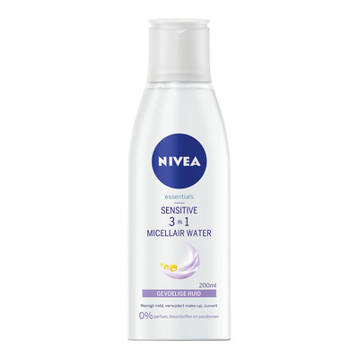 Nivea Sensitive 3-in-1 micellair water