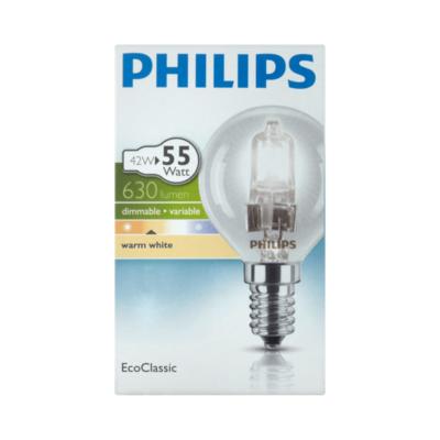 Philips EcoClassic Lamp 42W E