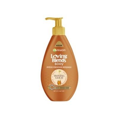 Garnier Loving Blends Bodymilk honinggoud