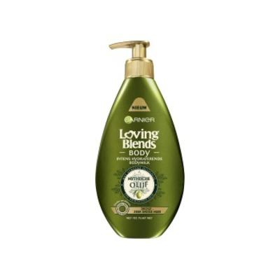Garnier Loving Blends Bodymilk olijf