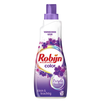 Robijn Wasmiddel color purple sensation