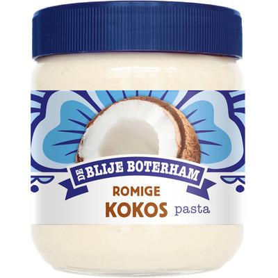 De Blije Boterham Romige kokos pasta