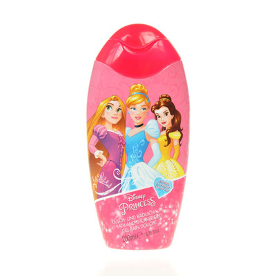 Disney Princess bad & shower