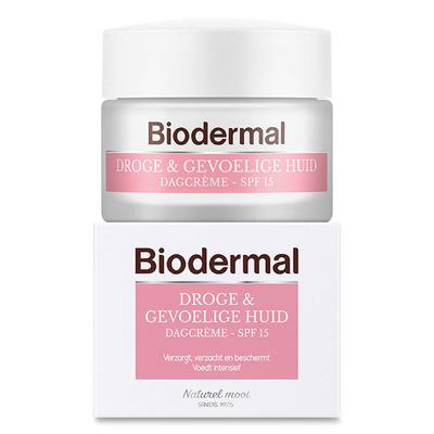 Biodermal Droge & gevoelige huid dagcrème