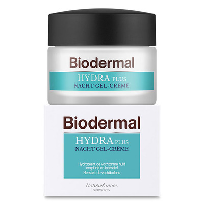 Biodermal Hydra plus nachtcrème
