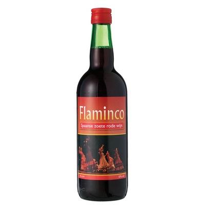 Flaminco Rode Wijn Half Zoet