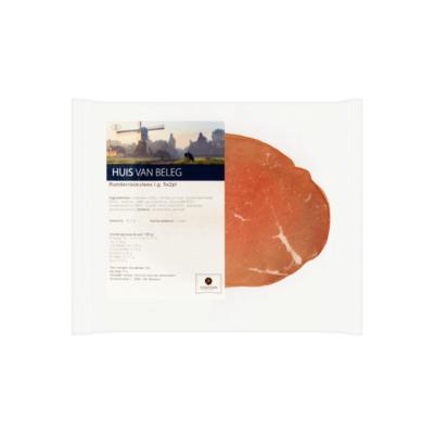 Huis van Beleg Runderrookvlees 2 Plakken