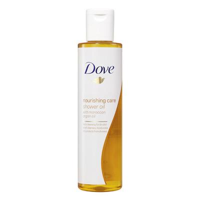 Dove Nourishing care shower oil