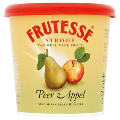 Frutesse Fruitstroop appel-peer