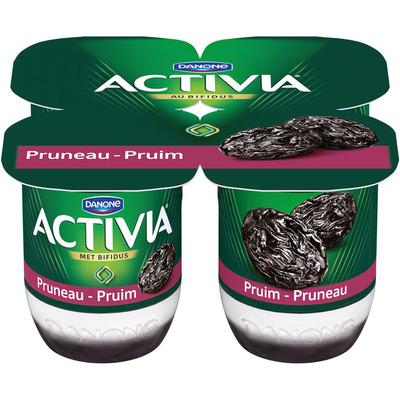 Danone Activia yoghurt pruim