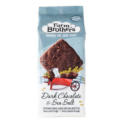 Farm Brothers Dark chocolate & sea salt