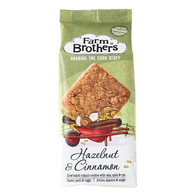 Farm Brothers Hazelnut & cinnamon