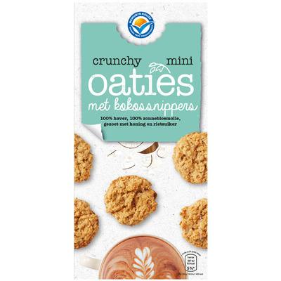 Oaties Crunchy mini kokossnippers
