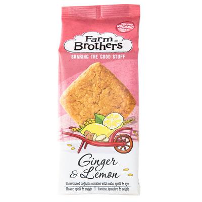 Farm Brothers Ginger & lemon