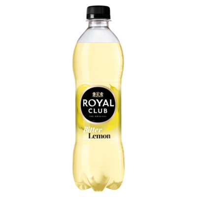 Royal Club Bitter Lemon Flesje