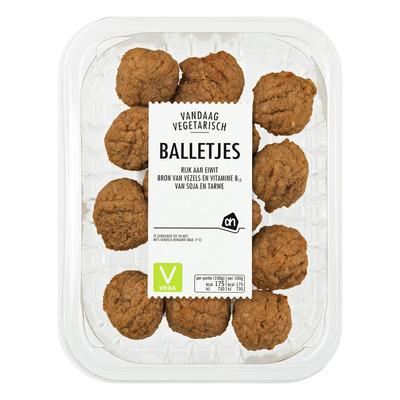 Huismerk Fijn gekruide vegetarische balletjes