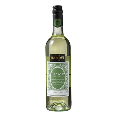 Hardy's Witte Wijn Stamp Semil Chardonnay