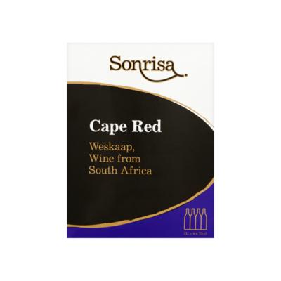 Sonrisa Cape Red Weskaap