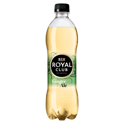 Royal Club Ginger Ale Flesje