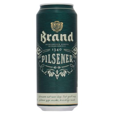 Brand Bier Blik 50 cl