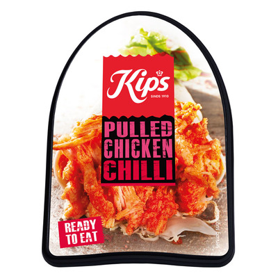 Kips Pulled chicken chilli