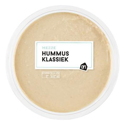 Huismerk Klassieke hummus