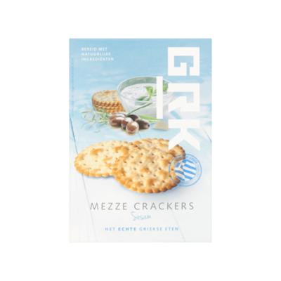 GRK Mezze Crackers