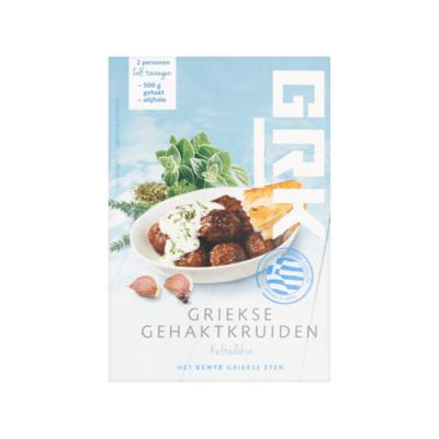 GRK Griekse Gehaktkruiden - Keftedakia