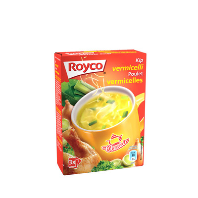 Royco Minute Soup classic kip vermicelli