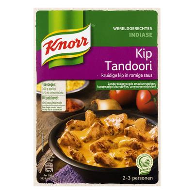 Knorr Wereldgerechten kip tandoori