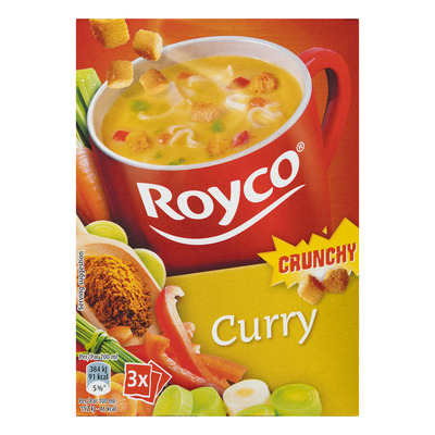 Royco Minute Soup curry