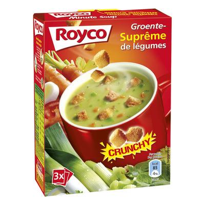 Royco Minute Soup groente