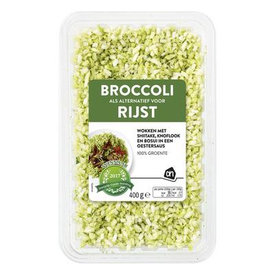 AH Broccoli rijst