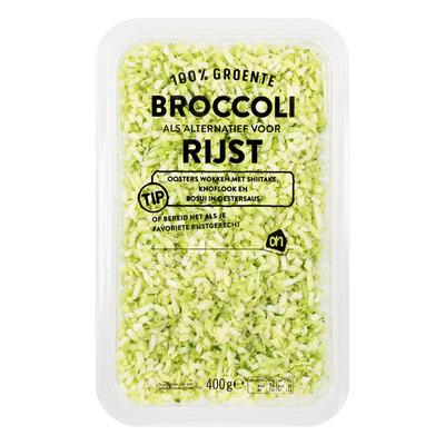 Huismerk Broccoli rijst