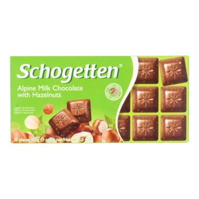 Schogetten Chocolade Schogetten Melk Hazelnoot