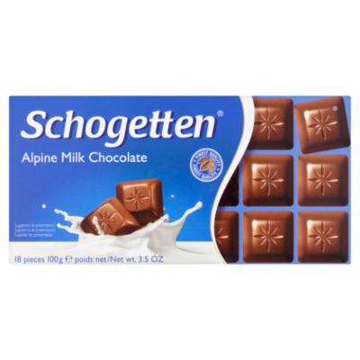 Schogetten Alpine melk