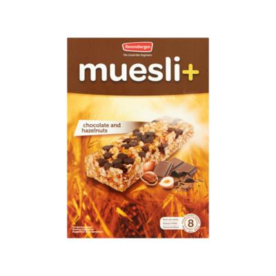 Ravensbergen Muesli+ Chocolate and Hazelnuts