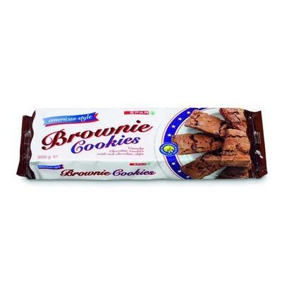 Huismerk Koek Brownie Cookie