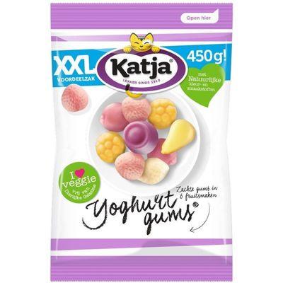Katja Yoghurtgums Xxl 450 Gram Zak