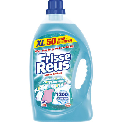 Frisse Reus Gel vloeibaar wasmiddel