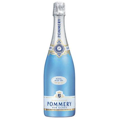 Pommery Royal Blue Sky Champagne Demi Sec
